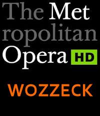 Poster of The Metropolitan Opera: Wozzeck