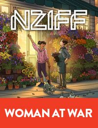 Poster of NZIFF: Woman at War