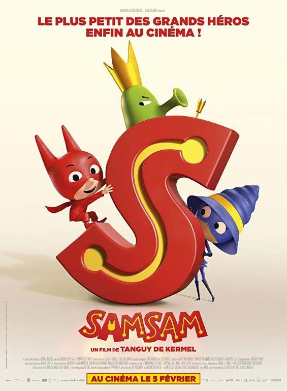 Poster of Samsam