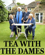 Poster of Tea With The Dames