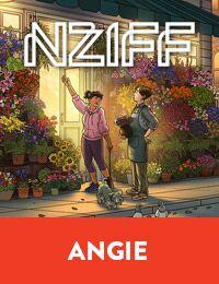 Poster of NZIFF: Angie