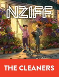 Poster of NZIFF:The Cleaners