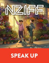Poster of NZIFF: Speak Up