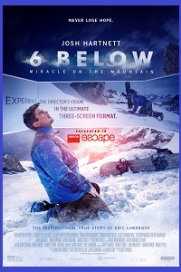 Poster of 6 Below in Barco Escape