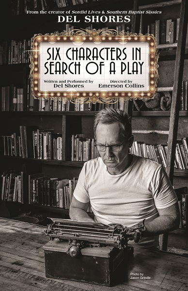 Poster of Six Characters In Search Of A Play