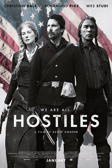 Poster of Hostiles - Cast Q&A Event