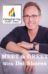 Poster of Meet and Greet with Del Shores