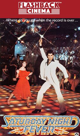 Poster of Saturday Night Fever (1977)