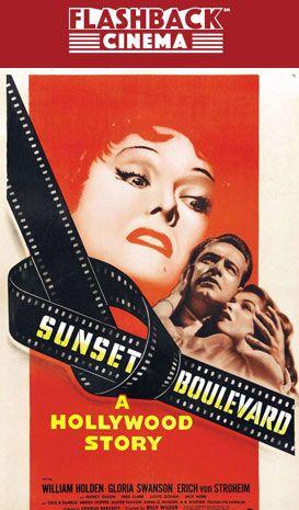 Poster of Sunset Boulevard (1950)