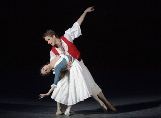 Image 1 for Bolshoi Ballet: The Flames of Paris