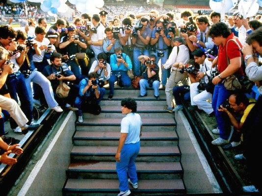 Image 0 for Diego Maradona