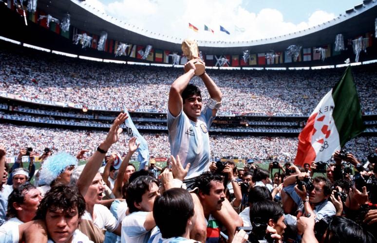 Image 1 for Diego Maradona