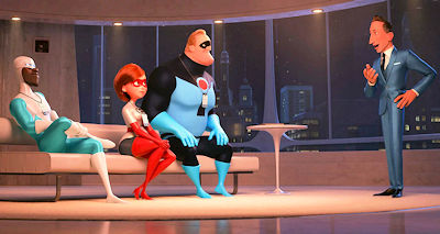 Image 2 for The Incredibles 2