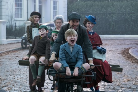 Image 0 for Mary Poppins Returns