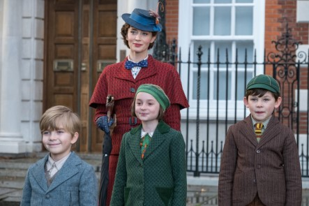 Image 1 for Mary Poppins Returns