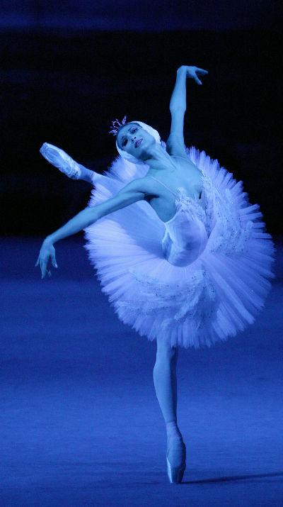 Image 0 for Bolshoi Ballet: Swan Lake