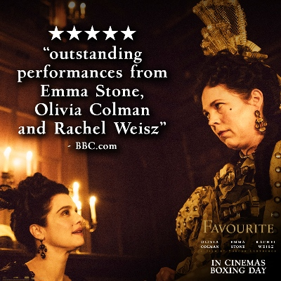 Image 0 for The Favourite