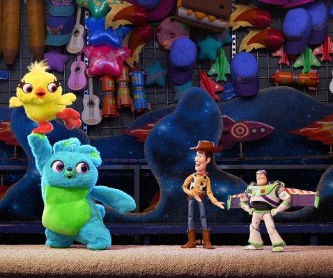 Image 0 for Toy Story 4