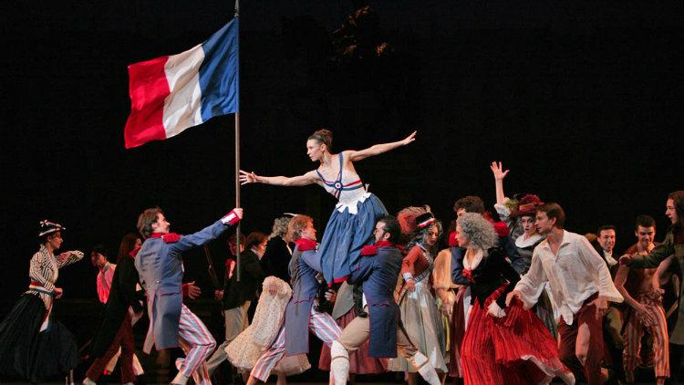 Image 0 for Bolshoi Ballet: The Flames of Paris