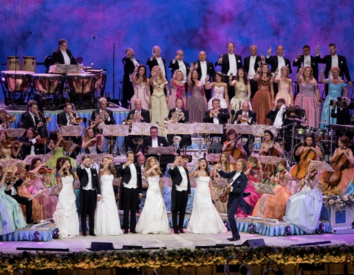 Image 1 for Andre Rieu's 2018 Maastricht Concert