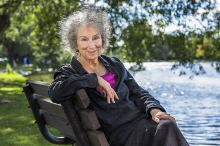 Image 0 for Margaret Atwood: Live in Cinemas