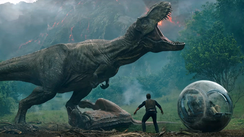 Image 2 for Jurassic World: Fallen Kingdom