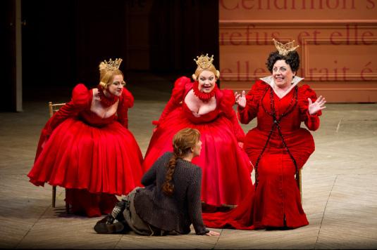 Image 1 for Metropolitan Opera: Cendrillon
