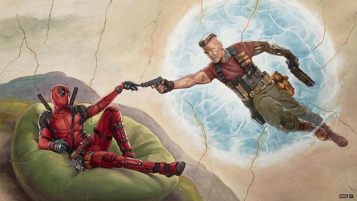 Hero Image for Deadpool 2