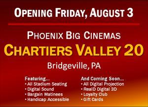 Phoenix Theatres  Chartiers Valley 20