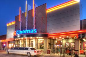 Big Cinemas Golf Glen Stadium 5