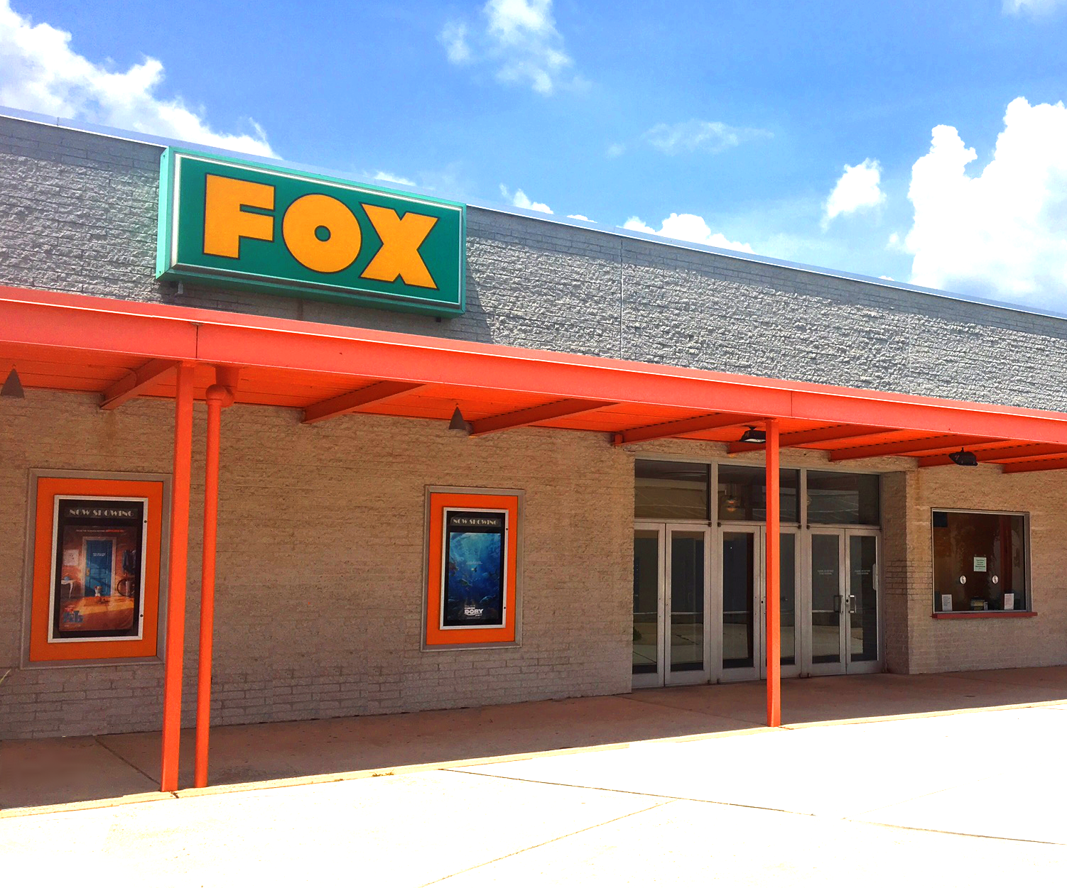 FOX EAST<br>Reading, PA