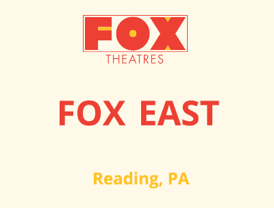 <strong>FOX EAST</strong>, PA