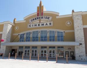 Texas cinema creekside cinemas 14 for Creekside new braunfels