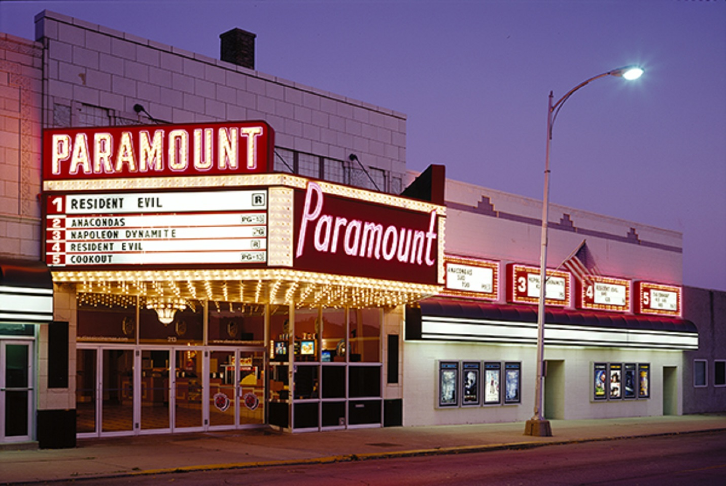 Photo of Paramount Theatre