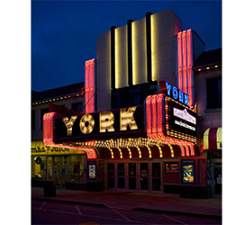 Photo of York Theatre
