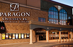 Paragon theaters for Burnsville theater