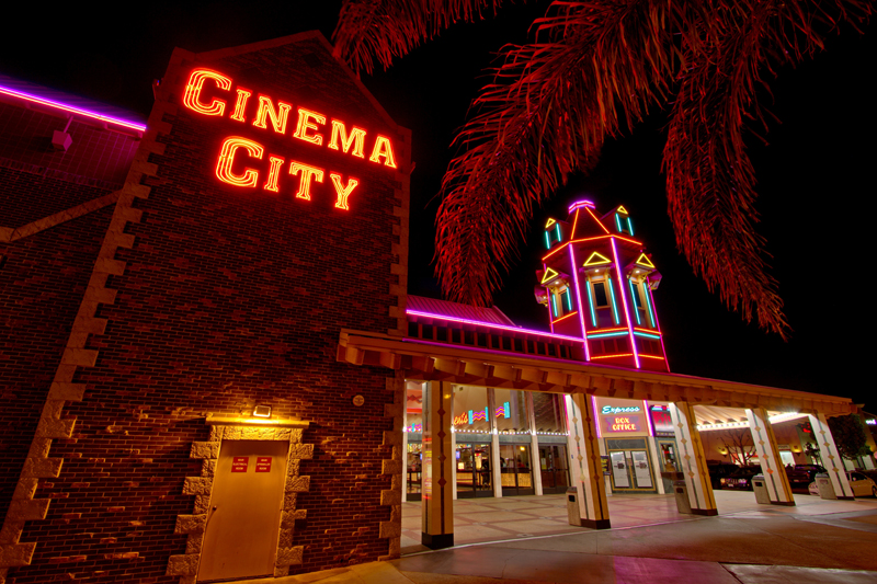 Starlight Cinema City Theatres