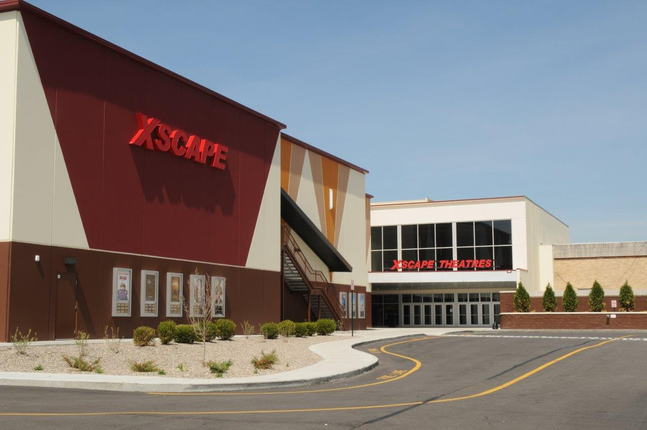 Captivating Xscape Theaters