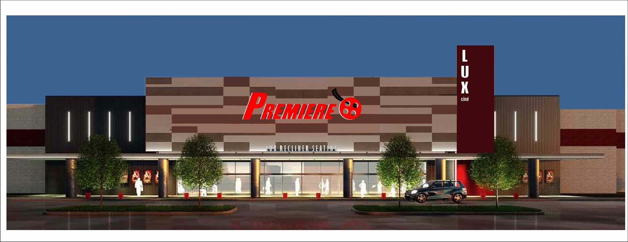 Lakeshore PREMIERE LUX Cine and Pizza Pub - Coming Soon Photo