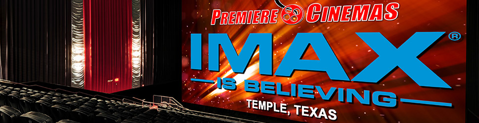 Premiere Cinema Temple + IMAX Photo