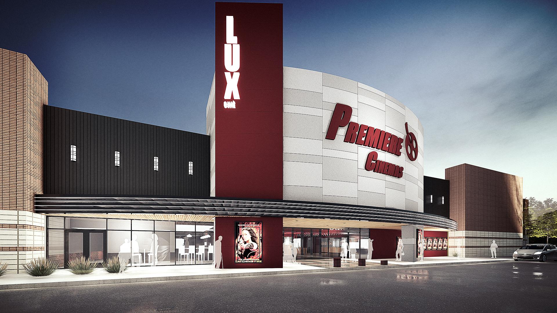 COMING SOON - Grand Prairie Premiere Lux Cine Photo