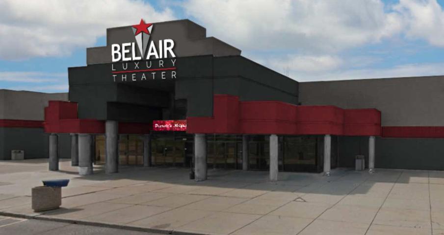 Bel Air Luxury Cinema Detroit Michigan Showtimes