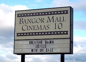 Bangor Mall Cinemas 10 Photo