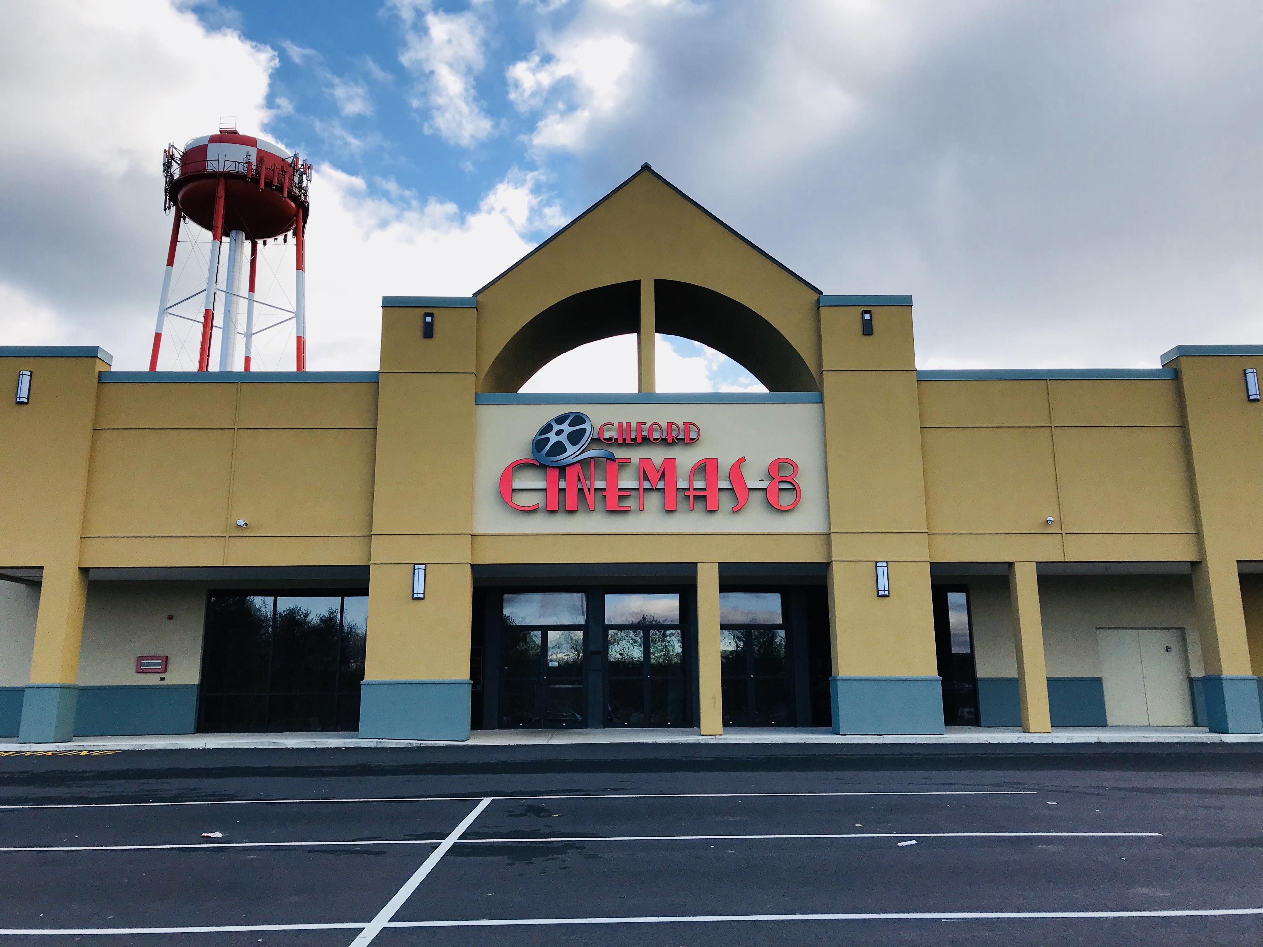 Gilford Cinema 8 Photo
