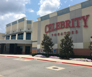 Celebrity Theatres - Broussard 10 Showtimes & Tickets ...
