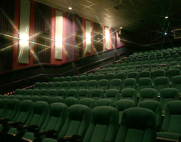 CINELUX PLAZA THEATRE