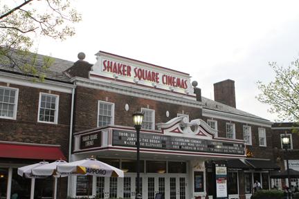 Cinémas à cleveland
