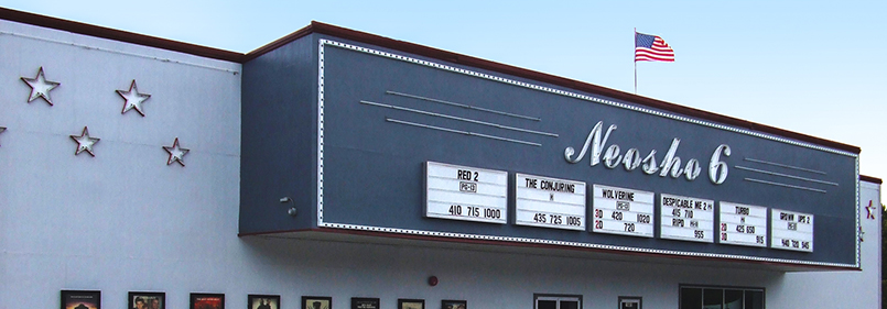 Photo 1 of Neosho Cinema 6