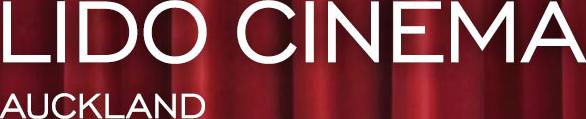 Logo for Lido Cinema Auckland