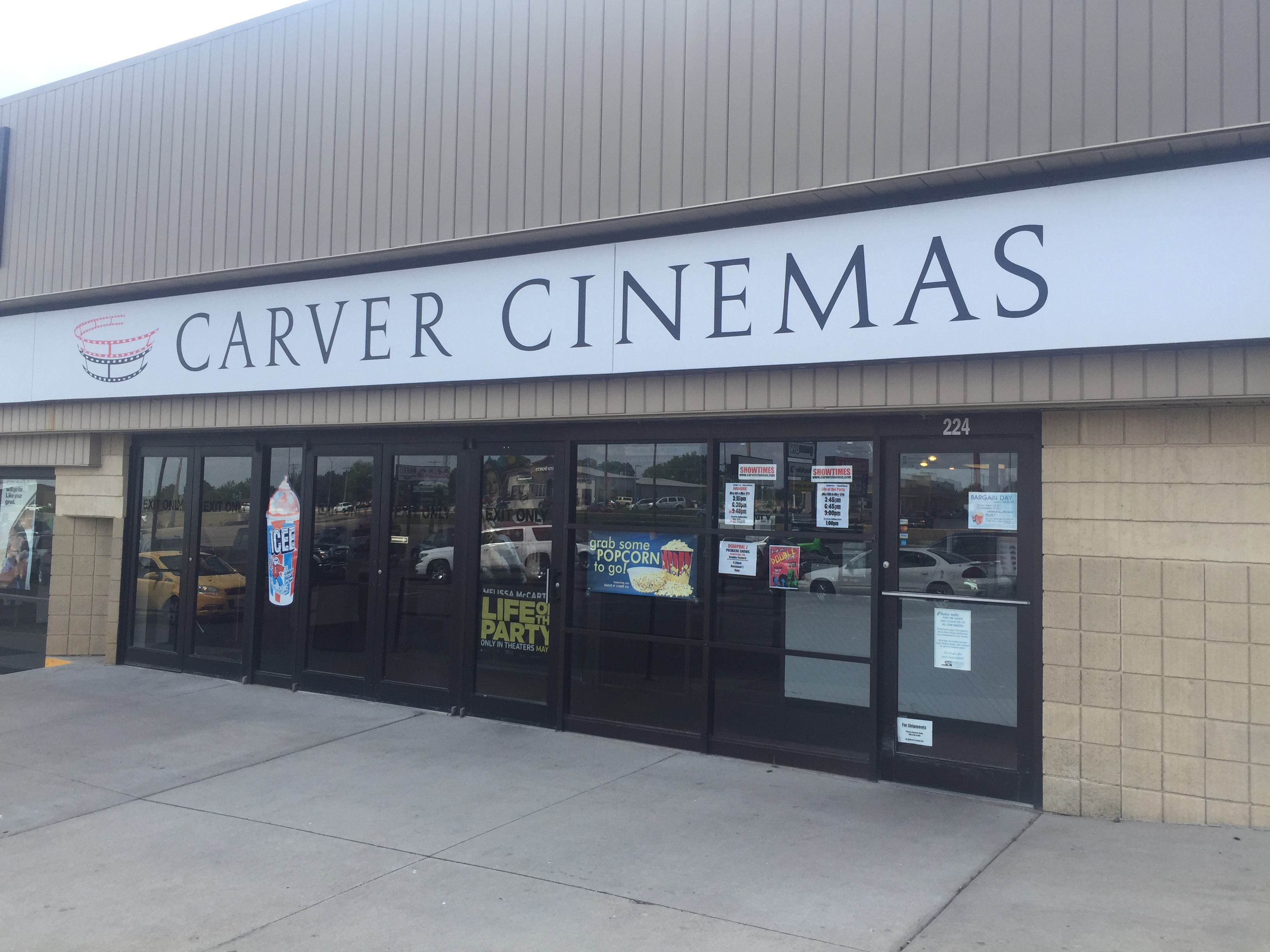 Image of Carver Cinema 3